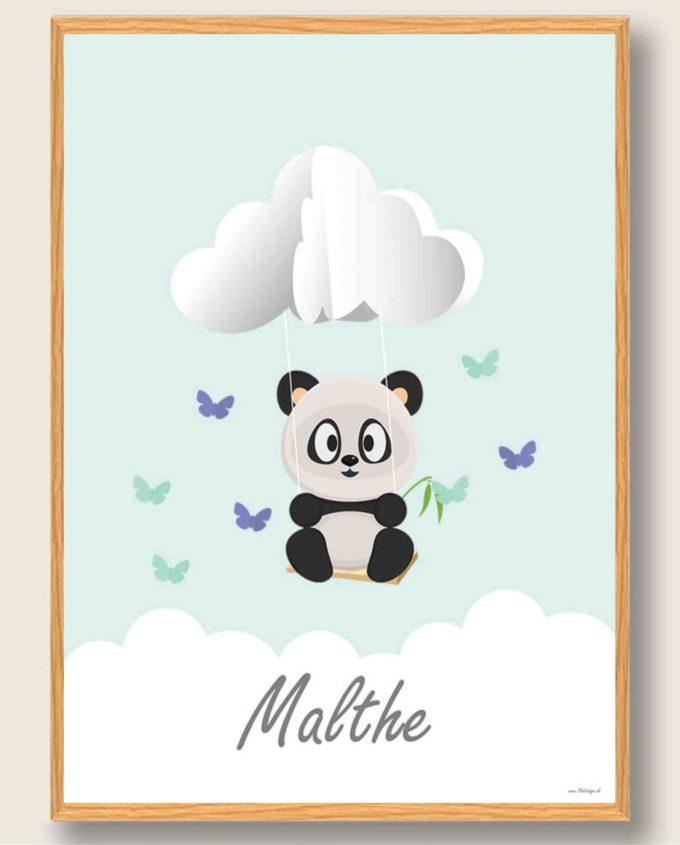 Panda plakat