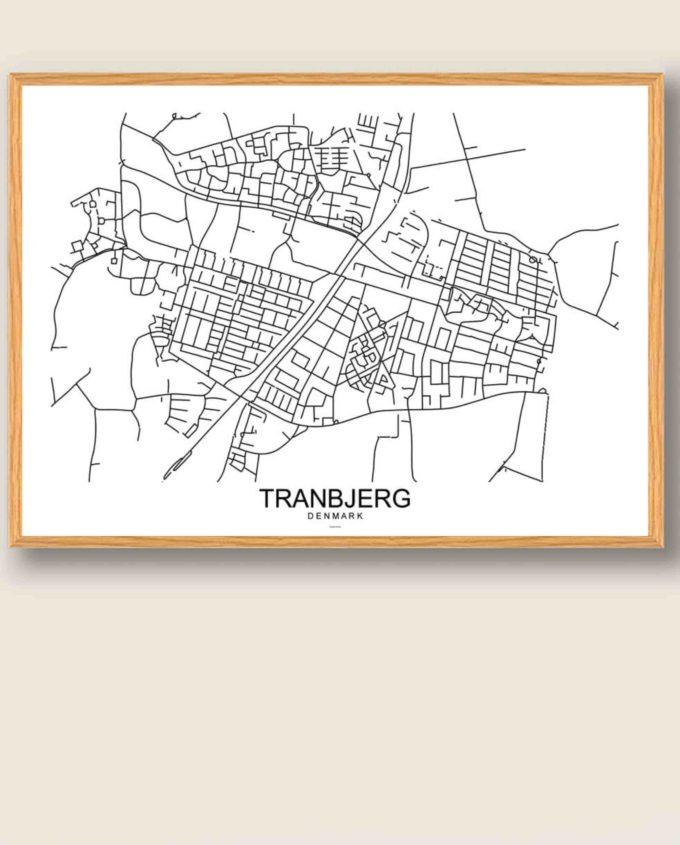 Tranbjerg plakat