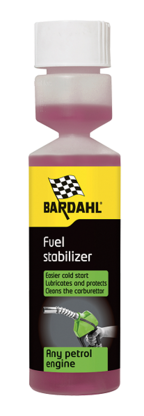 Bardahl Benzin Stabilisator 250 ml. Olie & Kemi > Additiver