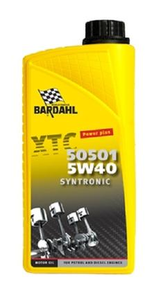 Bardahl Motorolie - XTC 505015 W/40 Syntronic 1 ltr Olie & Kemi > Motorolie