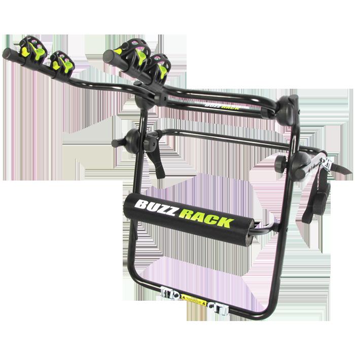 BUZZ cykelholder til 2 cykler for 4WD biler Transportudstyr > Cykelholder