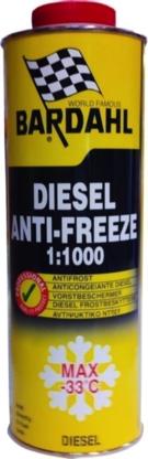 Bardahl Diesel Antifrost 100 ml. Olie & Kemi > Additiver