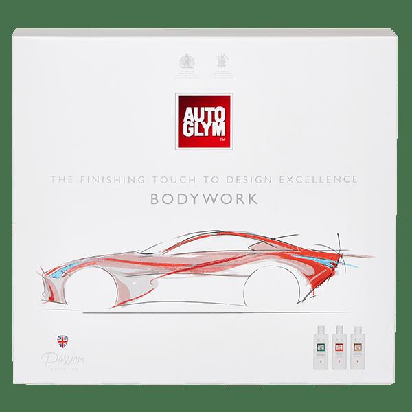 Autoglym Gavesæt - Bodywork Collection - med 3 produkter Bilpleje
