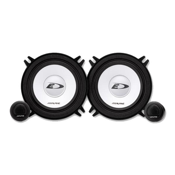 "Alpine SXE-1350S 13 cm Komponent Højttalersystem Bilstereo > Højttalere > Alpine > Højttalere ""Custom fit"" Serie"