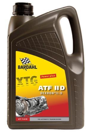 Bardahl Gearolie - Automatgearolie ATF Dexron II 5 ltr. Olie & Kemi > Gearolie