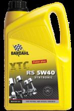 Bardahl Motorolie - XTC RS 5W/40 Syntronic 5 ltr Olie & Kemi > Motorolie