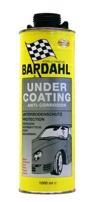 Bardahl Undercoating (undervogns beskyttelse) 1 ltr Olie & Kemi > Rustbeskyttelse