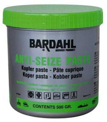 Bardahl Kobberpasta 500 gr. Olie & Kemi > Smøremidler