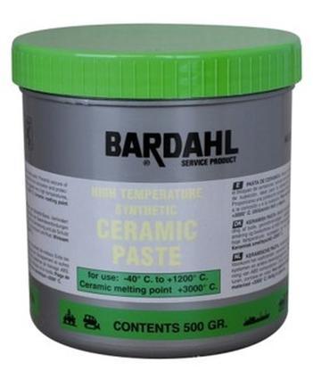 Bardahl Keramisk AluPasta 500 gr. Olie & Kemi > Smøremidler
