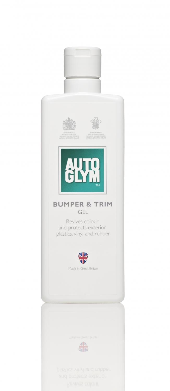 Autoglym UDVENDIG PLAST & GUMMIPLEJE - Bumper Trim & Gel - 325 ml. Bilpleje > Autoglym > Udvendig pleje