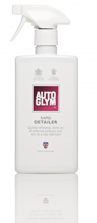 Autoglym POLERING/SMØREMIDDEL - Rapid Detailer til Clay Bar - 500 ml. Bilpleje > Autoglym > Lakpleje