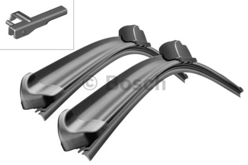 A972S Bosch Aerotwin Vinduesvisker / Viskerblade sæt på 55+40cm passer til flere Alfa romeo modeller Bosch Vinduesvisker / Viskeblade & Bagrudeviskere