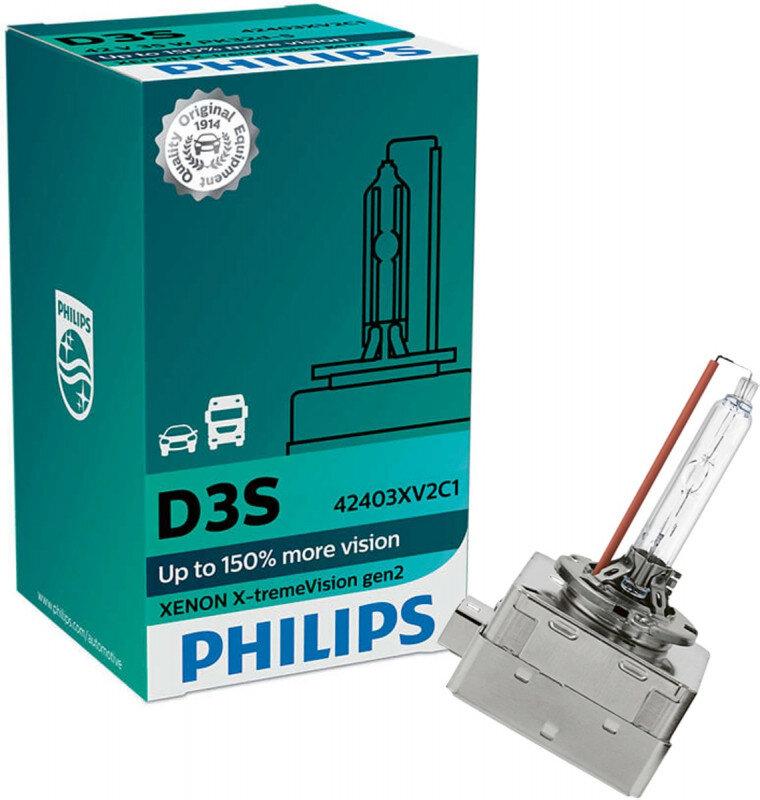 Philips D3S X-tremeVision gen2