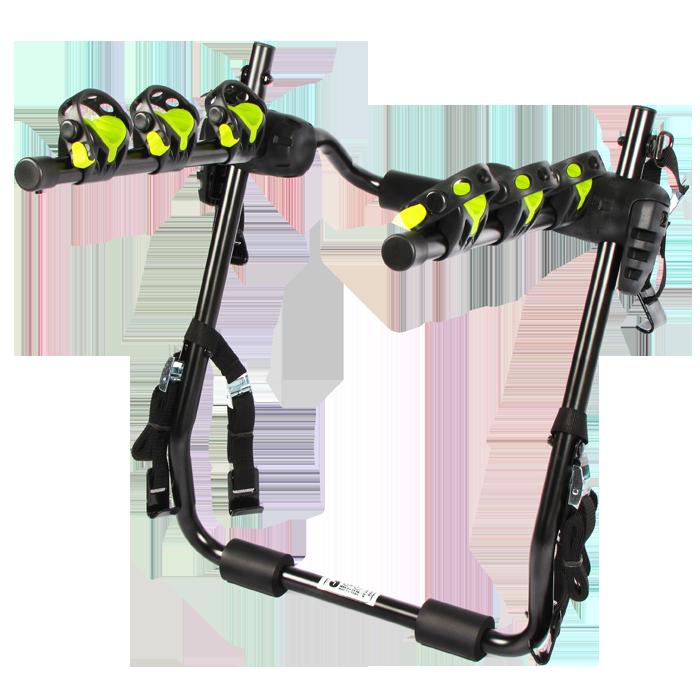 BUZZ cykelholder til 3 cykler Transportudstyr > Cykelholder