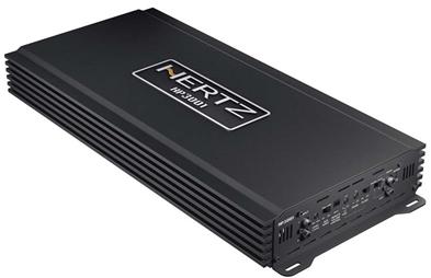 Hertz HP3001 SPL Mono blok Forstærker 3600 Watt Bilstereo