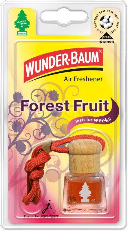 Forest Fruit luft frisker flaske / Air Freshener bottle fra Wunderbaum Wunder-Baum dufte