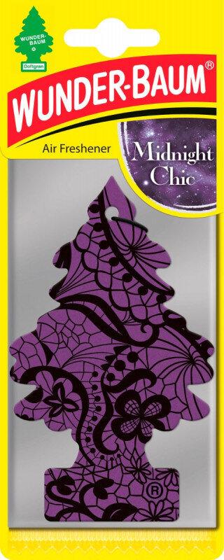 Midnight Chic duftegran fra Wunderbaum Wunder-Baum dufte