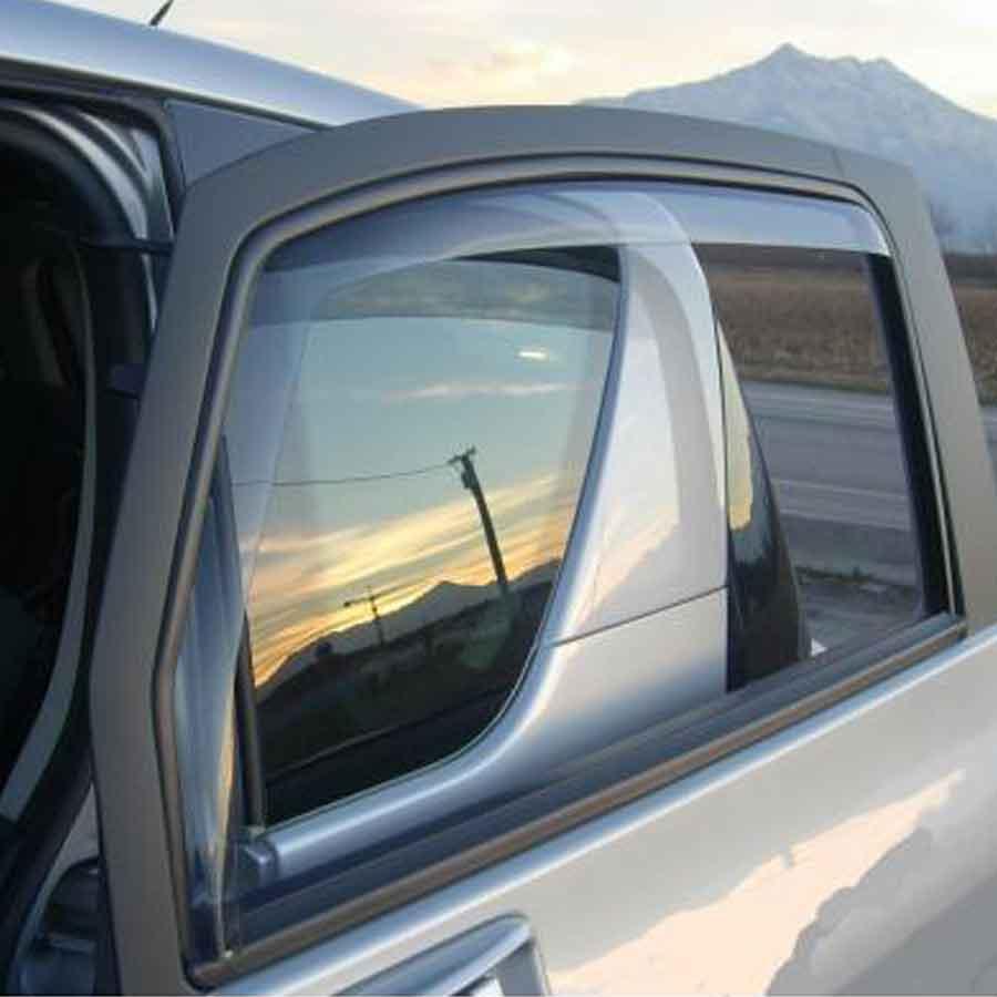 Vindafvisere til Peugeot 206 98>05 3d