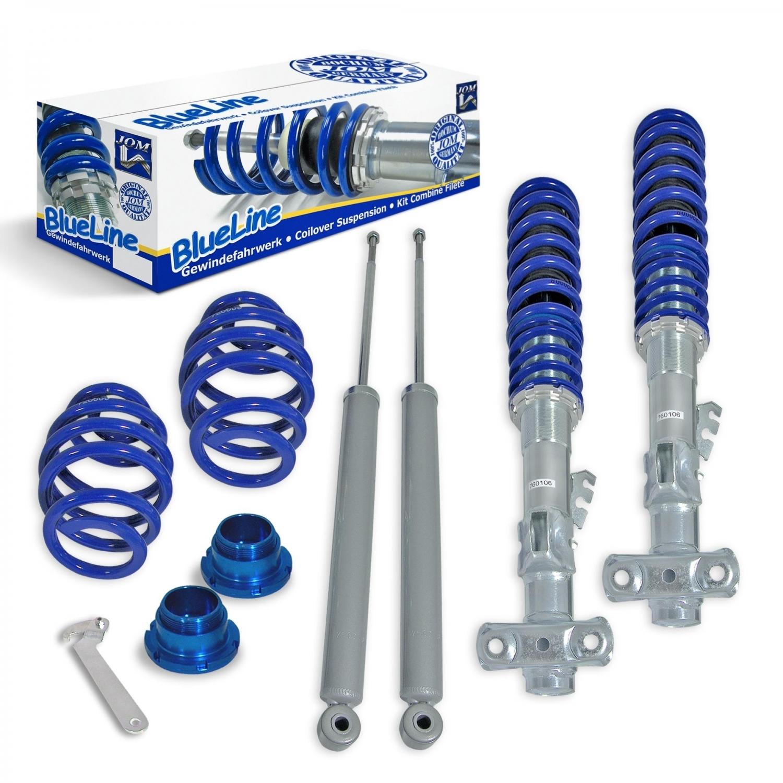 Blue Line - Gevindundervogn til BMW 3 Serie - E36 Compact Udvendig tilbehør > Gevindundervogn > BMW > 3 Serie