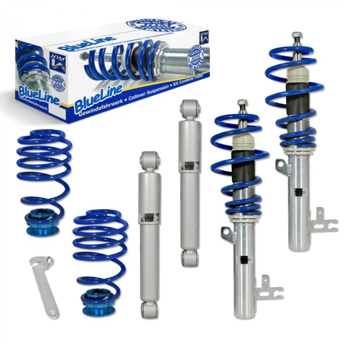 Blue Line - Gevindundervogn til Opel Astra H inkl. Twintop / Caravan Udvendig tilbehør > Gevindundervogn > Opel > Astra