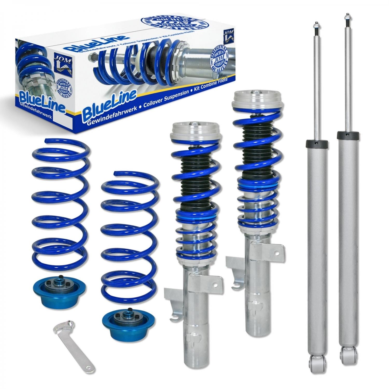 Blue Line - Gevindundervogn til Ford Focus C-Max Udvendig tilbehør > Gevindundervogn > Ford > Focus