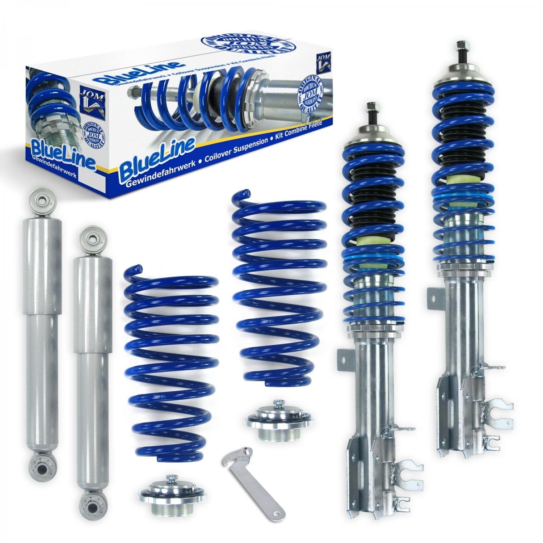 Blue Line - Gevindundervogn til Fiat 500 Udvendig tilbehør > Gevindundervogn > Fiat > 500