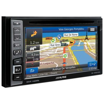 Alpine INEW990HDMI 2DIN Multimedie Station med navigation Bilstereo > Multimedie