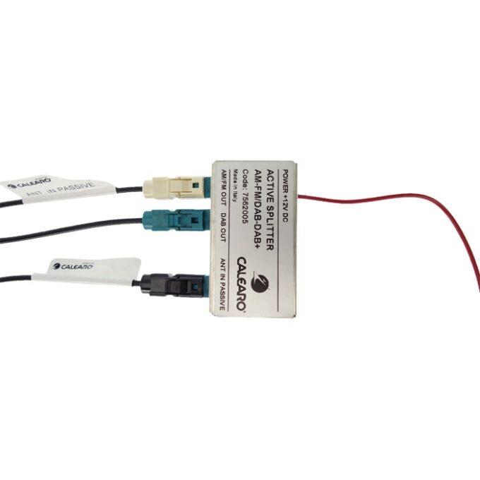 DAB antenne splitter til VW Golf 7 Bilstereo > Antenner