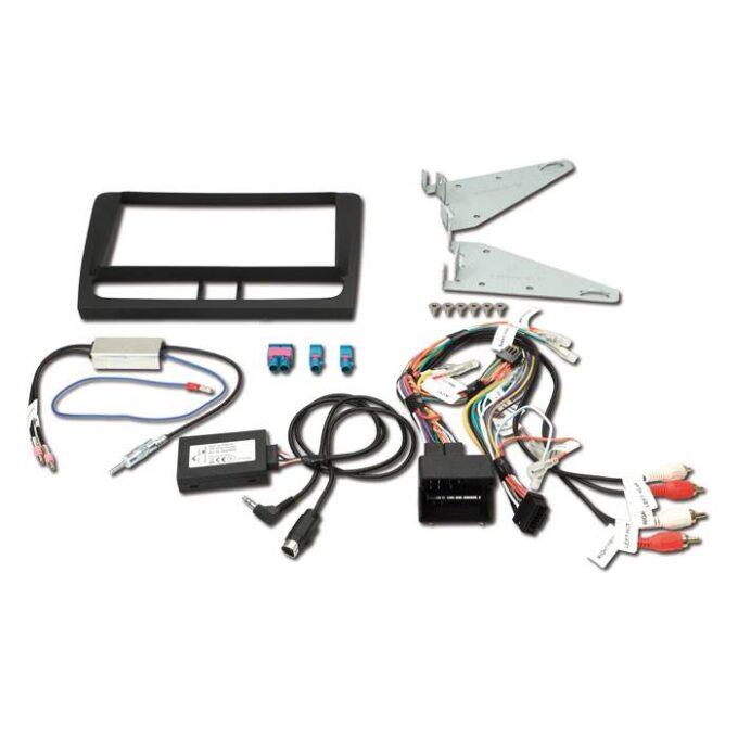 "Alpine KIT8A3DF 2-DIN 8"" Kit + display f. Audi A3 Bilstereo > Monteringssæt"