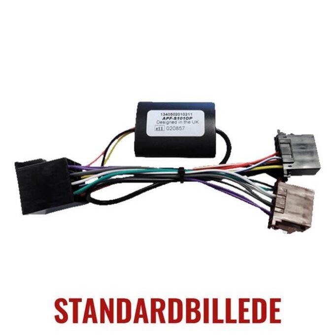 Alpine APF-S110PS Interface Peugeot Bilstereo > Ratstyring