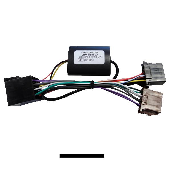 Alpine APFS100SZ Interface Suzuki Grand Vitara / Swift Bilstereo > Ratstyring