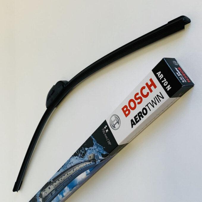 AR70N Bosch Aerotwin Viskerblad / Fladblad 70cm lang Bosch Vinduesvisker / Viskeblade & Bagrudeviskere