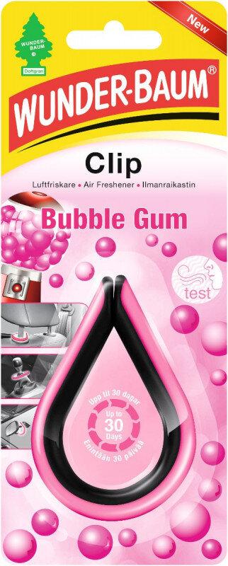 Bubble Gum dufte clip fra Wunderbaum Wunder-Baum dufte