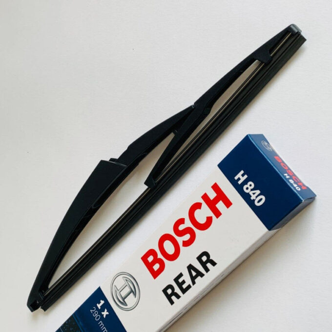H840 Bosch bagrudevisker 29cm til Fiat 500