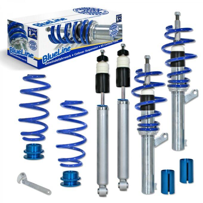 Blue Line - Gevindundervogn til VW Scirocco III Udvendig tilbehør > Gevindundervogn > VW > Scirocco III