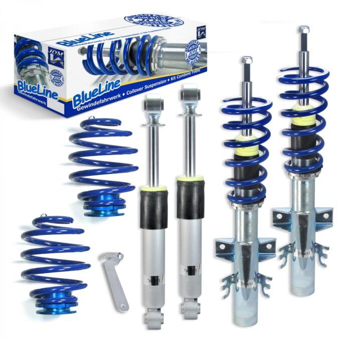 Blue Line - Gevindundervogn til VW T5 Udvendig tilbehør > Gevindundervogn > VW > T5