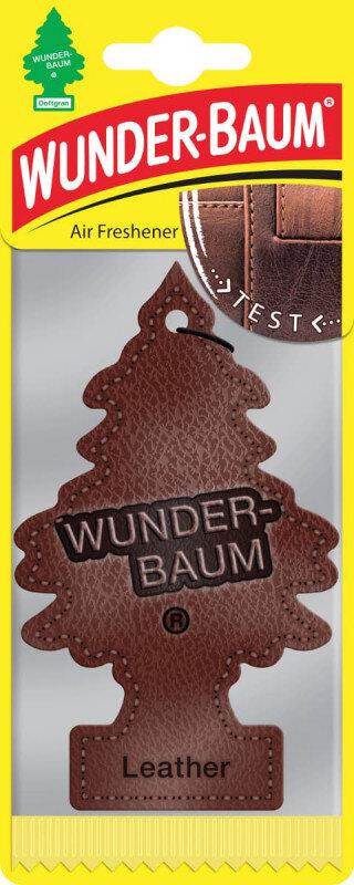 Leather duftegran fra Wunderbaum Wunder-Baum dufte