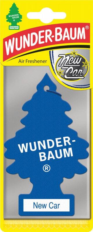 New Car duftegran fra Wunderbaum Wunder-Baum dufte