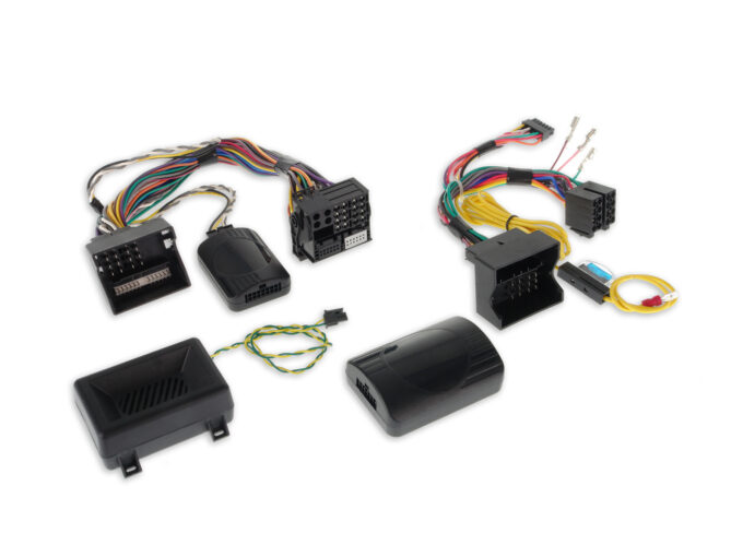 Alpine APFX100BM Interface med display BMW Bilstereo > Ratstyring