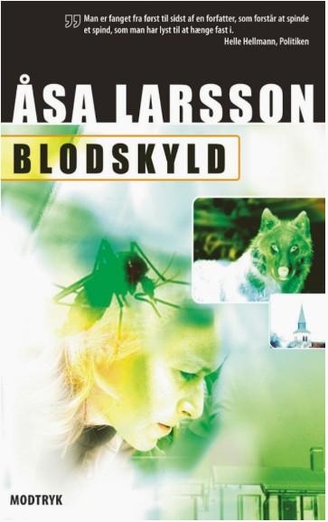 Blodskyld af Åsa Larsson