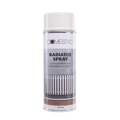DOMESTIC deko Radiator spraymaling