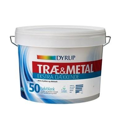 DYRUP Træ & Metal 50 Ekstra Dækkende