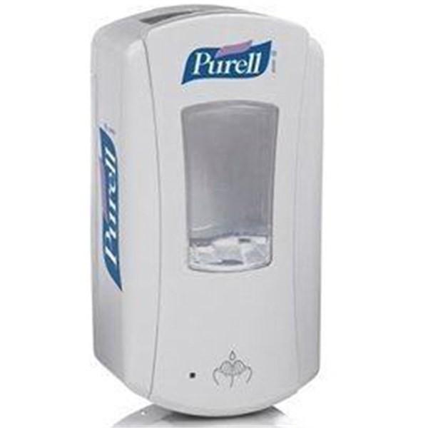 Dispenser Hånddesinfektion Purell LTX-12 Sensor 1200ml Hvid