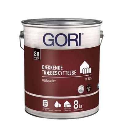 GORI 605 Dækkende Træbeskyttelse 5l