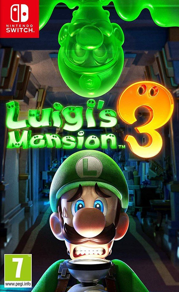 Luigi's Mansion 3 – Nintendo Switch