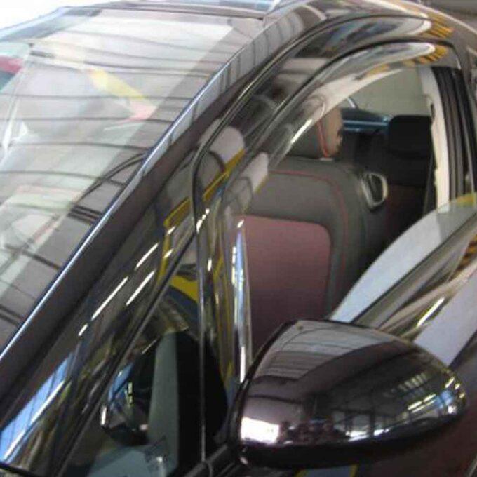 Vindafvisere til Chevrolet spark 5d. 10> Bil & Trailer // Vindafvisere