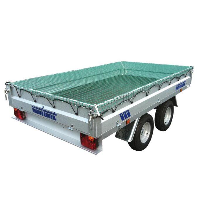 Trailernet 250 x 200 cm Bil & Trailer // Presenning & trailernet // Trailernet